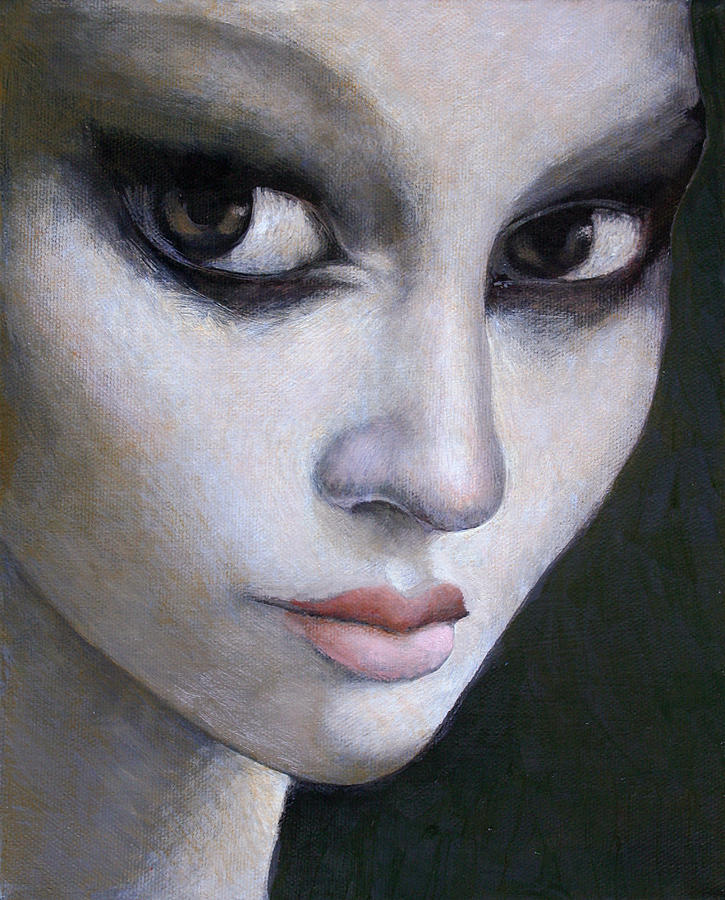 Image result for big eyes paintings