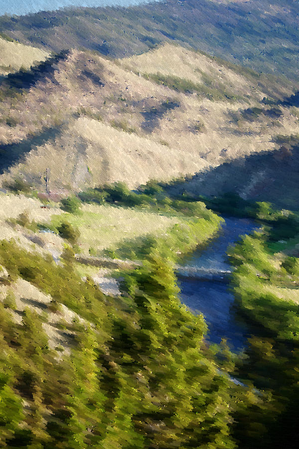 Landscape Photograph - Big Hole River Divide Mt by Kevin Bone