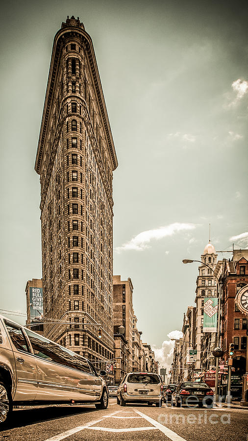 Nyc Photograph - Big In The Big Apple by Hannes Cmarits