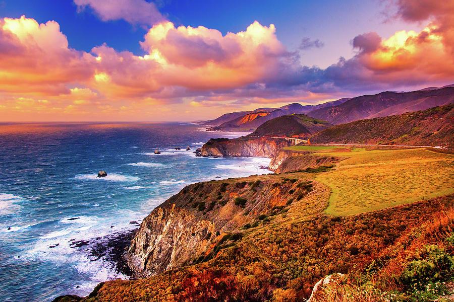 Big South, California Photograph by Elojotorpe