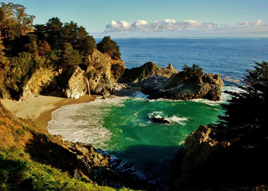 Big Sur Photograph - Big Sur by Benjamin Yeager