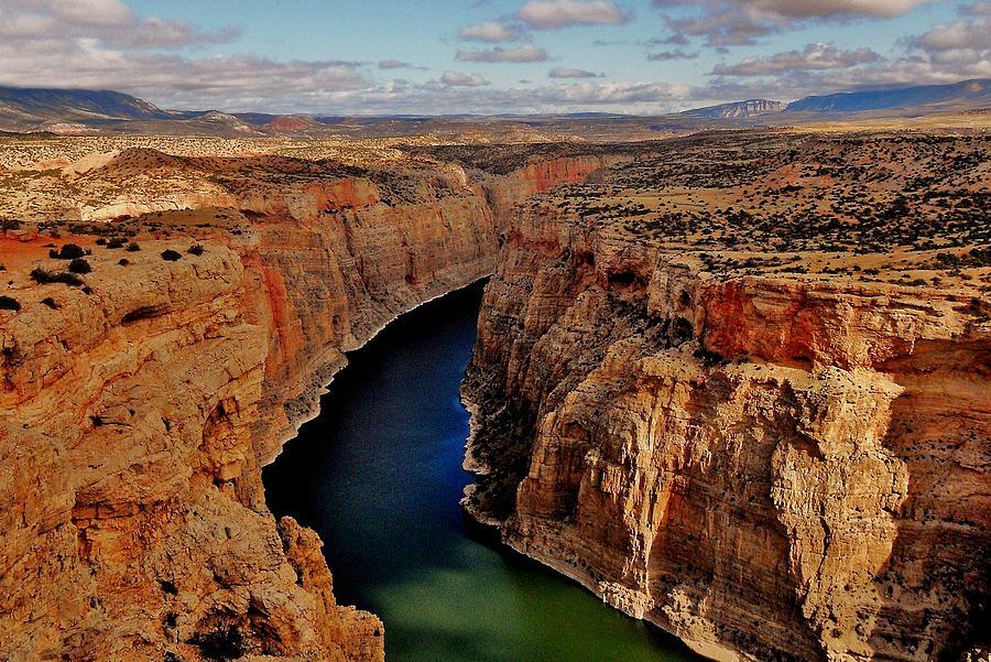 Bighorn River Photograph