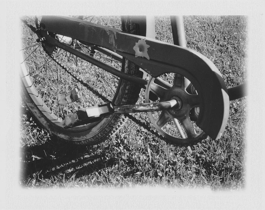 Bike Photograph - Bike by Brady D Hebert