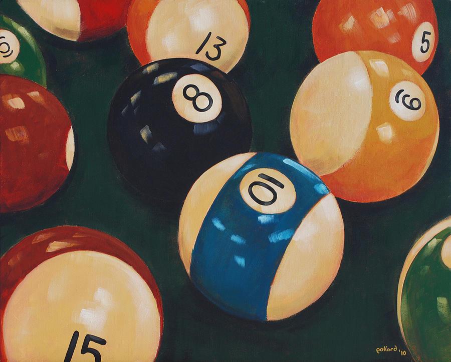 Billiards by Glenn Pollard