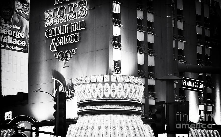 Bill's Gamblin Hall Photograph - Bills Gamblin Hall by John Rizzuto