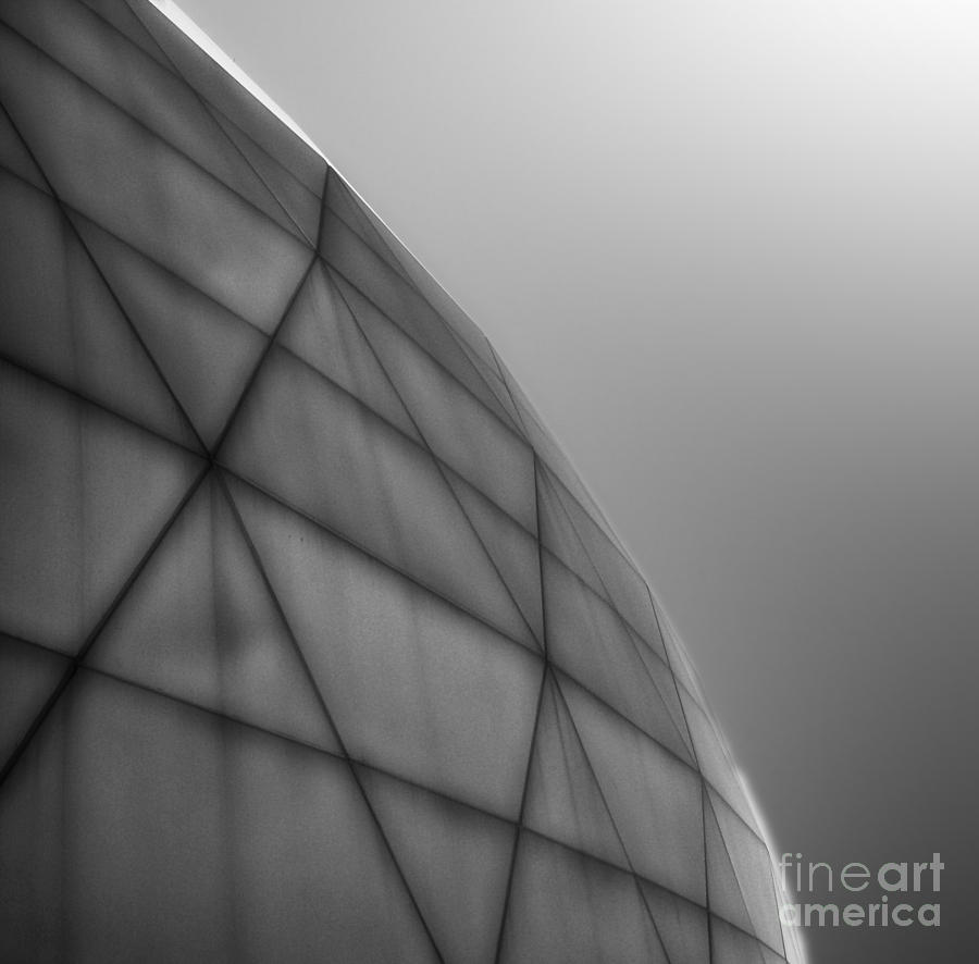 Biosphere2 Photograph - Biosphere2 - Dome by Gregory Dyer