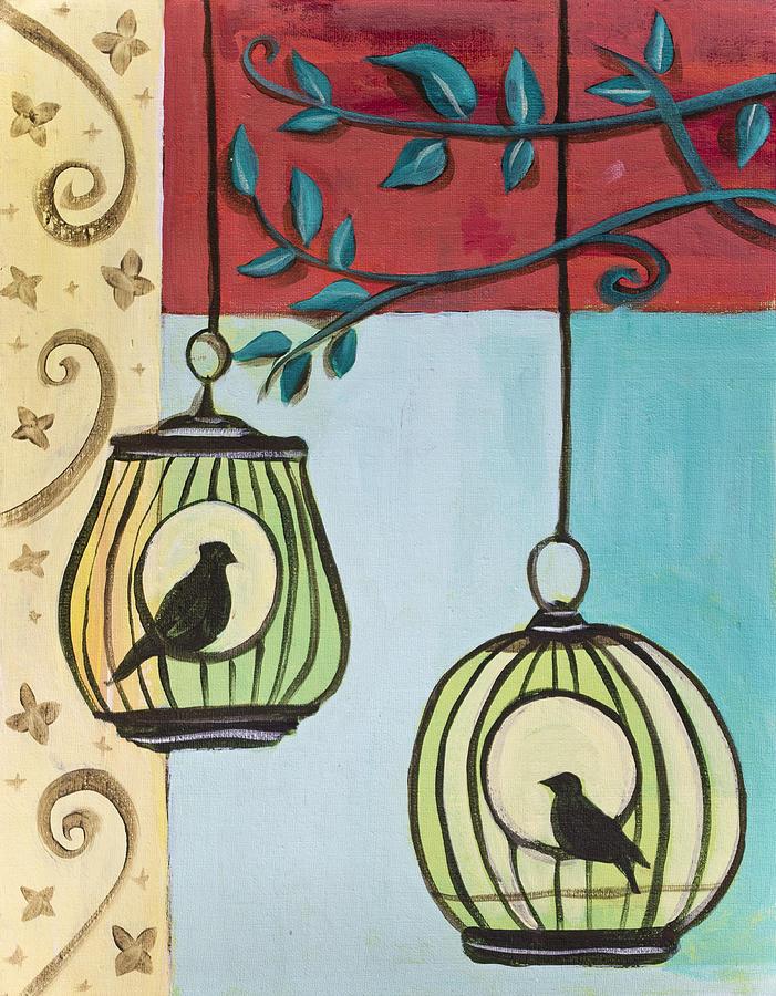 Bird Cage by Richard Fritz
