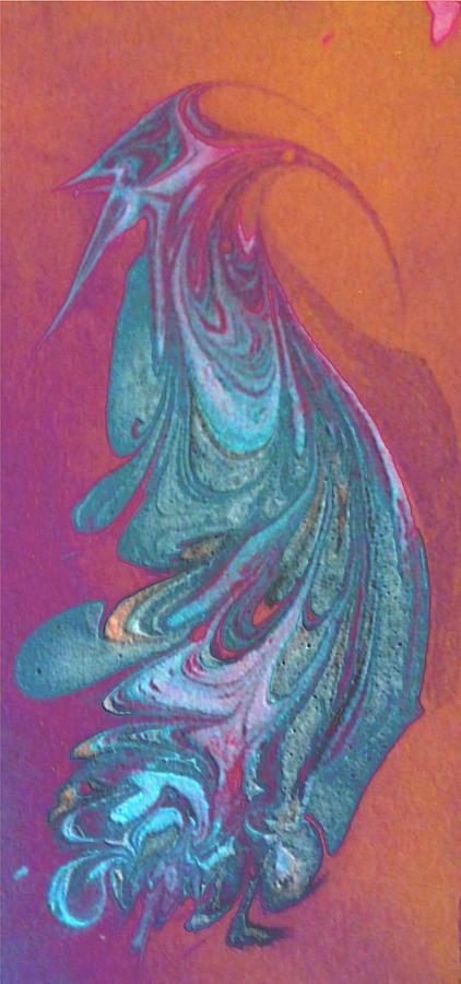 Bird Dance Painting
