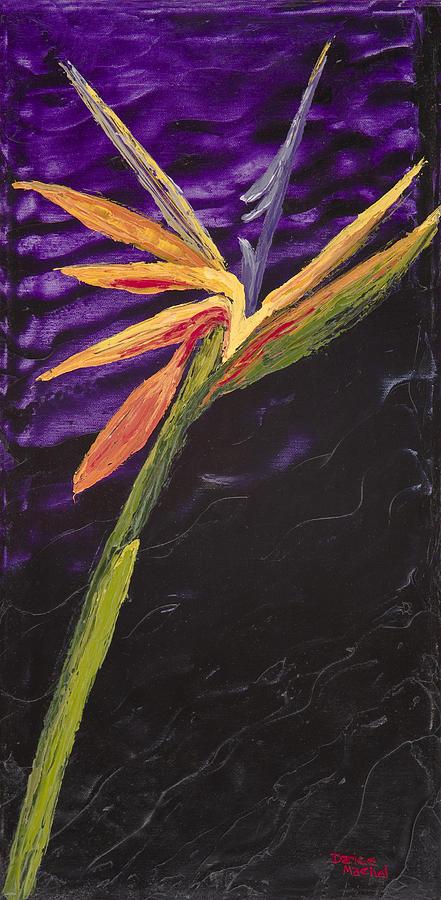 Hawaiian Flower Painting - Bird Of Paradise by Darice Machel McGuire