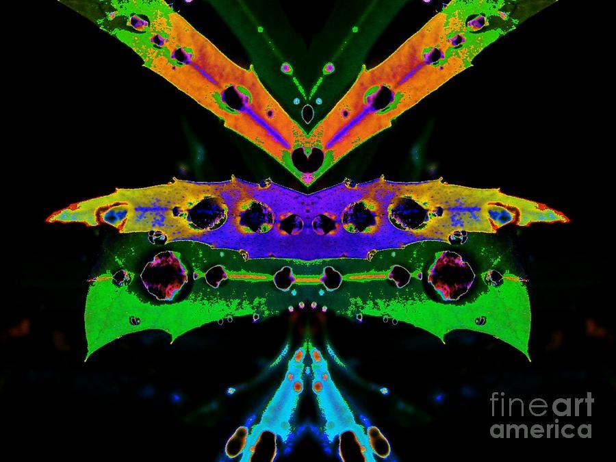 Bird Of Paradise Digital Art - Bird Of Paradise by Lorles Lifestyles