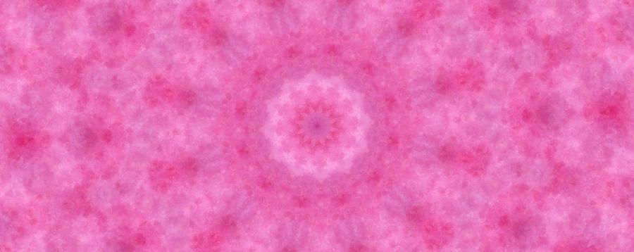 Mandala Digital Art - Birthing Mandala 20 by Rhonda Barrett