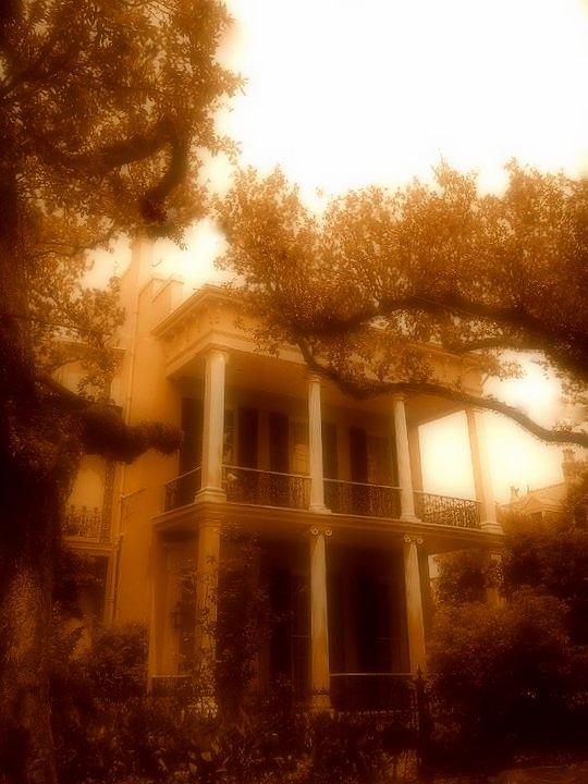 Birthplace Of A Vampire In New Orleans, Louisiana Photograph