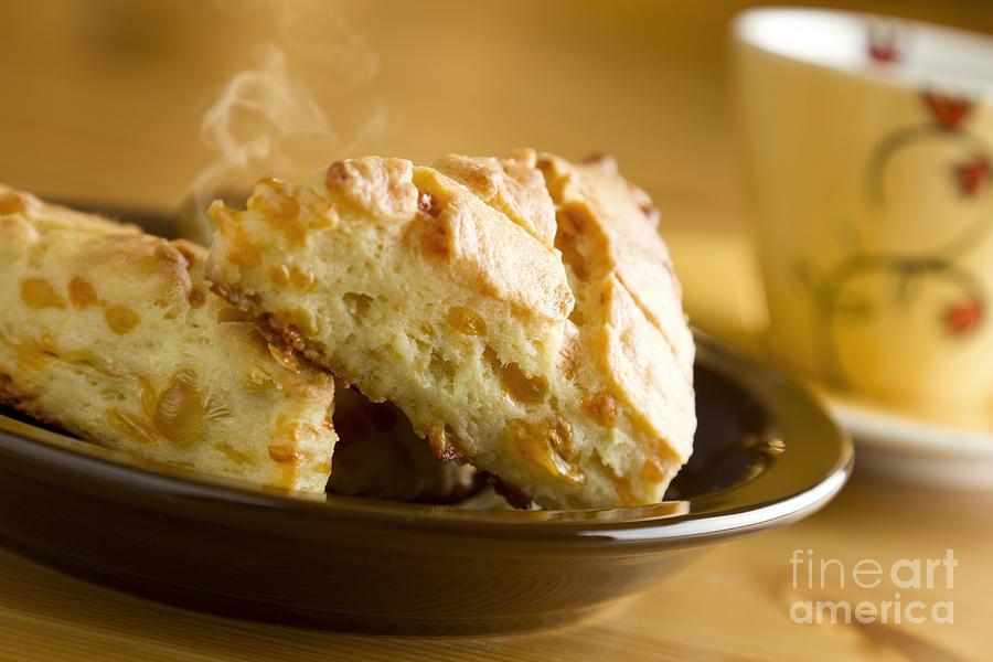 Biscuit Photograph - Biscuits by Blink Images