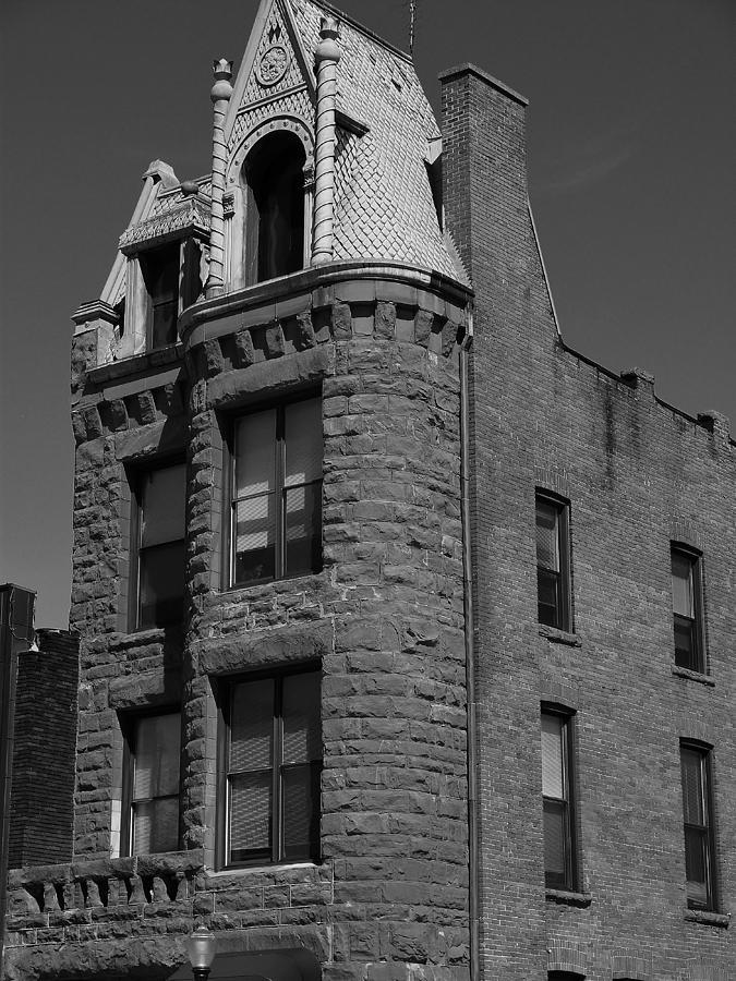 Cityscape Photograph - Bishop by Steven Stutz