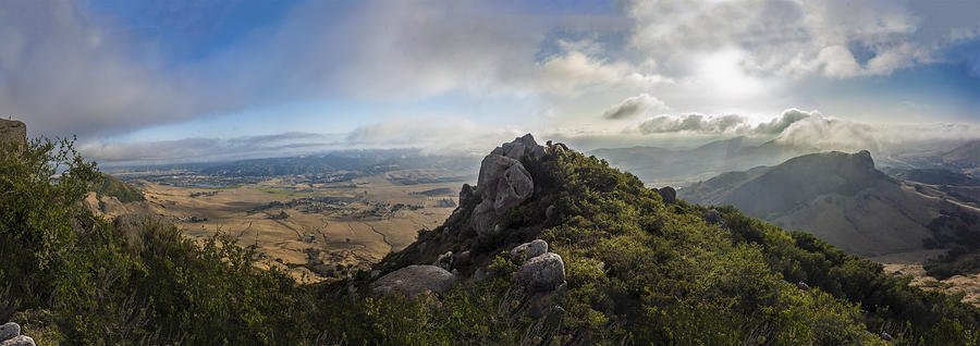 Slo Photograph - Bishops Peak by Jeremy Jensen