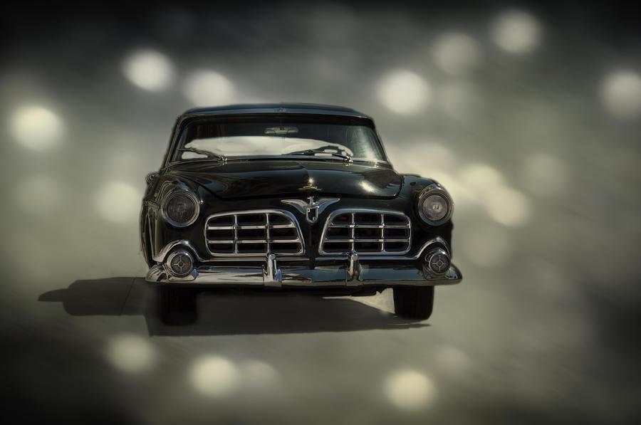 Car Photograph - Black Beauty by Mario Celzner