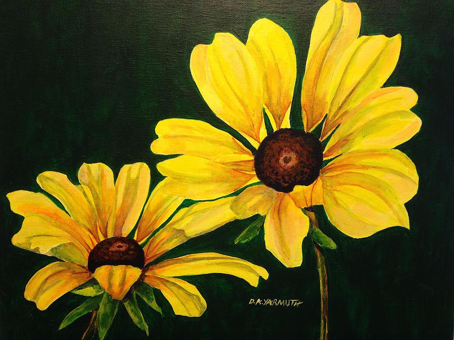 Black-Eyed Susans by Dale Yarmuth