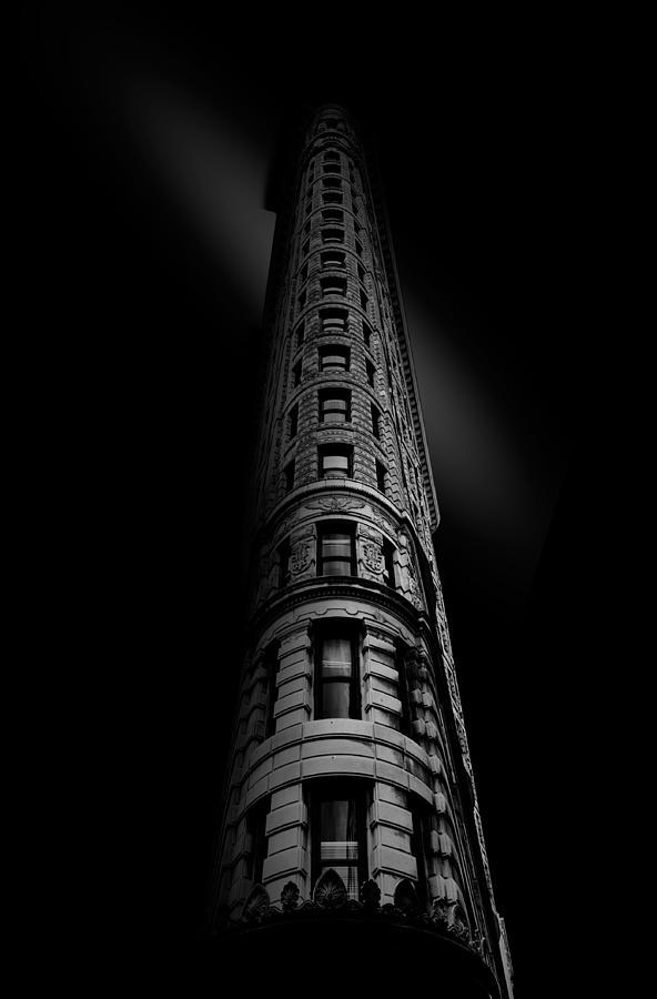 Black Noir Photograph by Johnny Lam