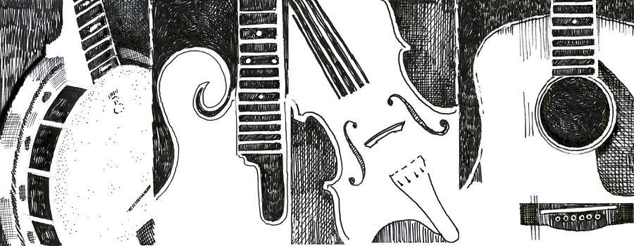 Bluegrass Artwork