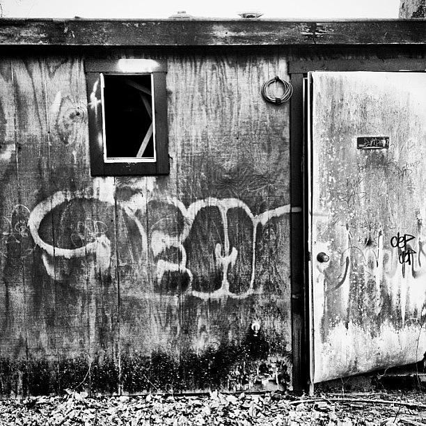 Newyork Photograph - #blackandwhite #urban #industrial by Matthew Bryan Beck