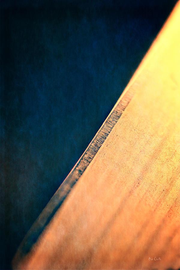Razor Photograph - Blade by Bob Orsillo