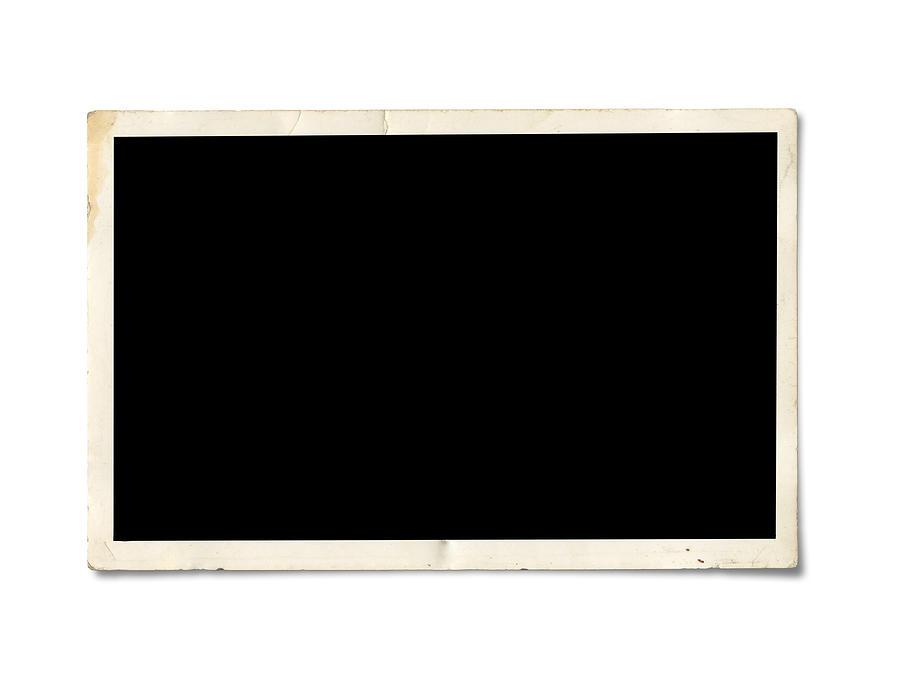 Blank photo paper Photograph by Tolga TEZCAN