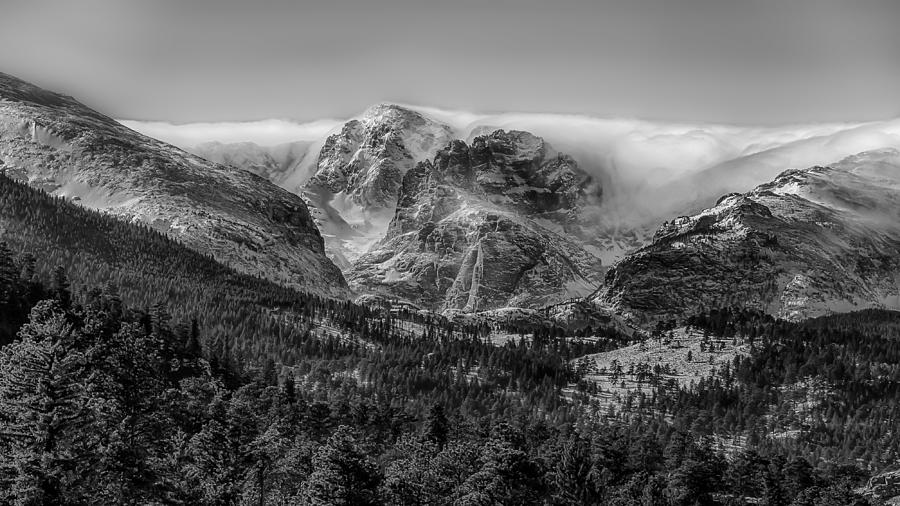 Mountains Photograph - Blanket Of Clouds by Garett Gabriel