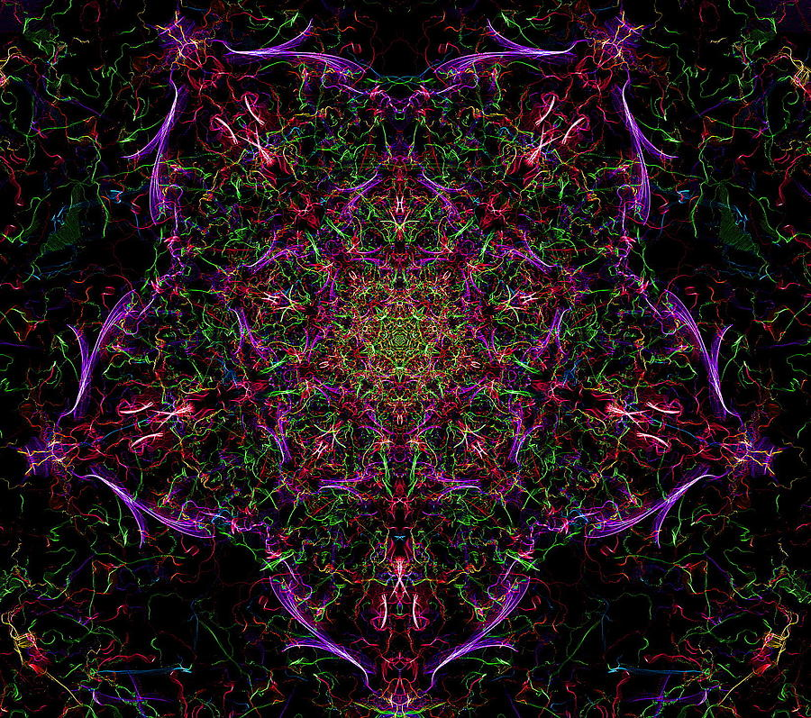Bleak Flower Digital Art