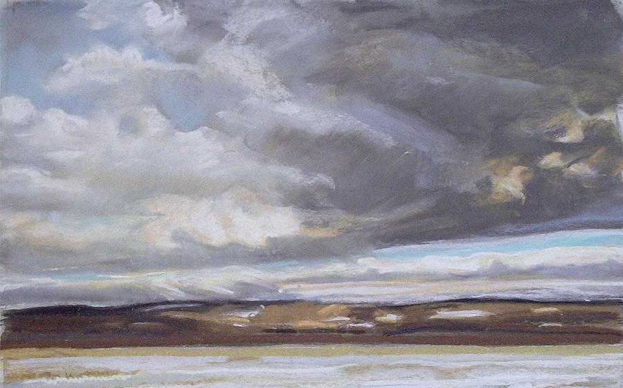 Maine Pastel - Blessed Light by Grace Keown