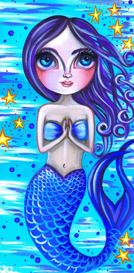 Blessed Mermaid by Jaz Higgins