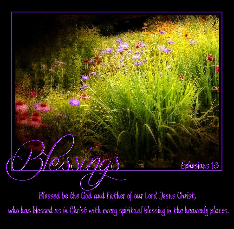 Blessings Photograph by Elizabeth Mix