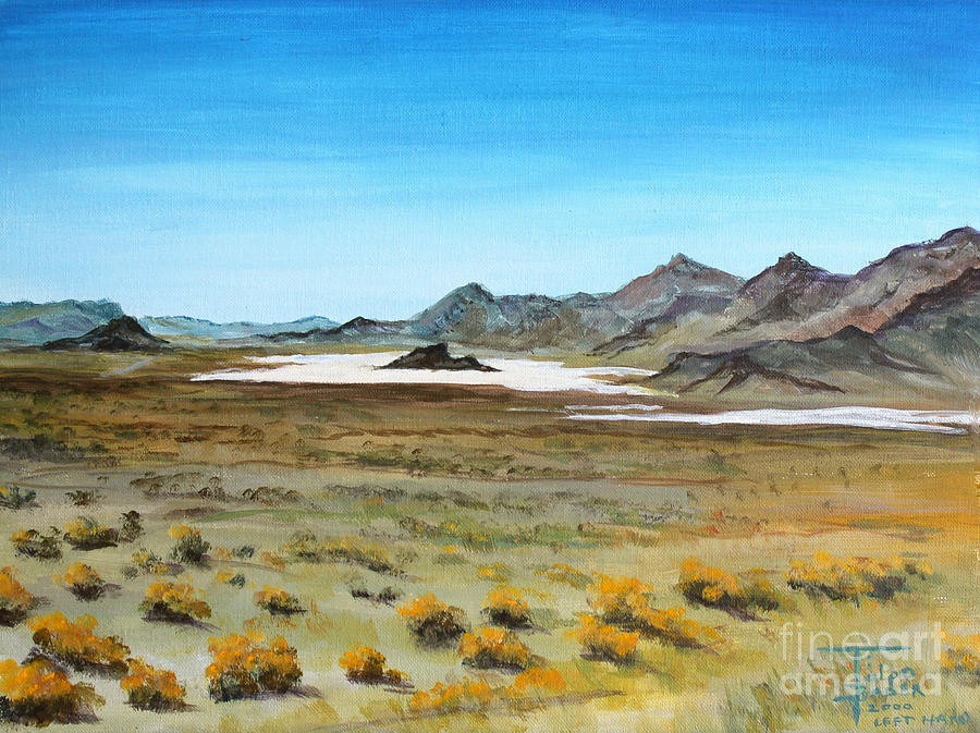 Blind Valley - Utah by Art By - Ti   Tolpo Bader