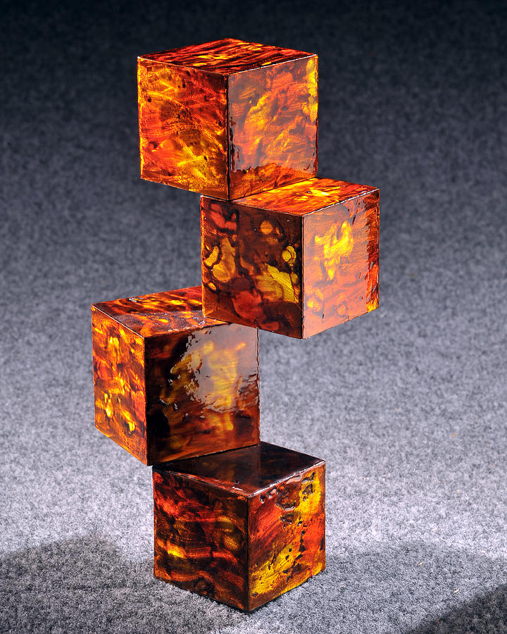 Blocks II Reborn by Rick Roth