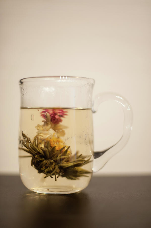 Blooming Tea Photograph by Nazra Zahri