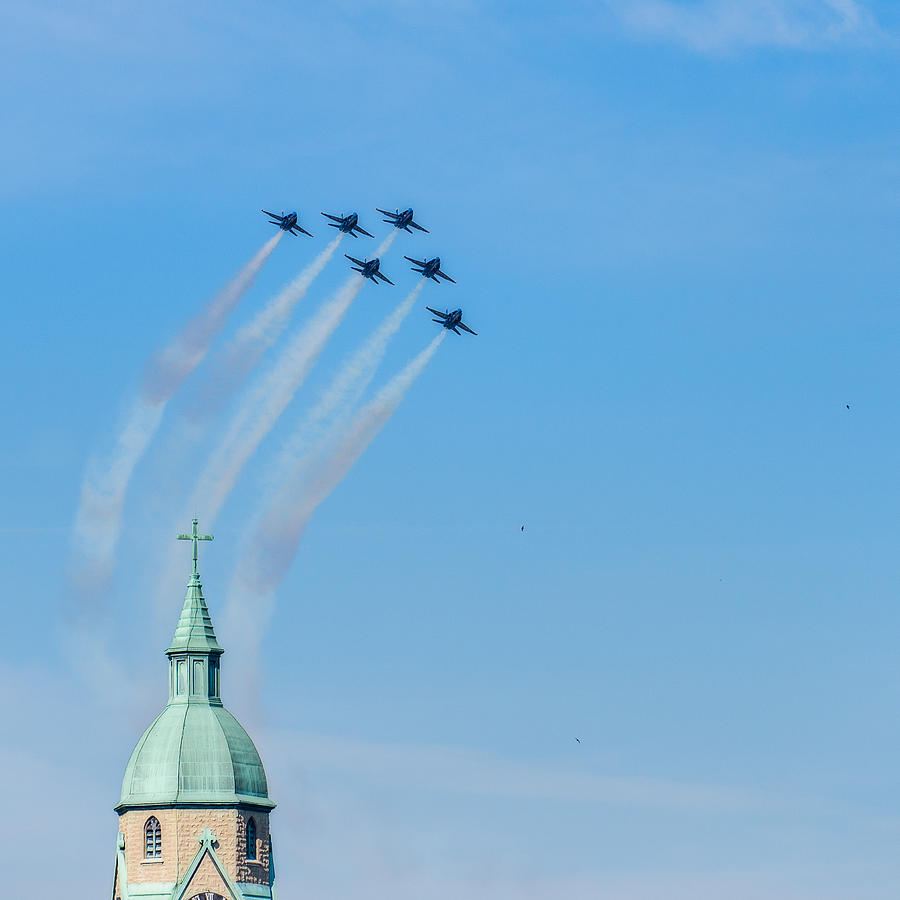 Blue Angels Series Number Two Photograph