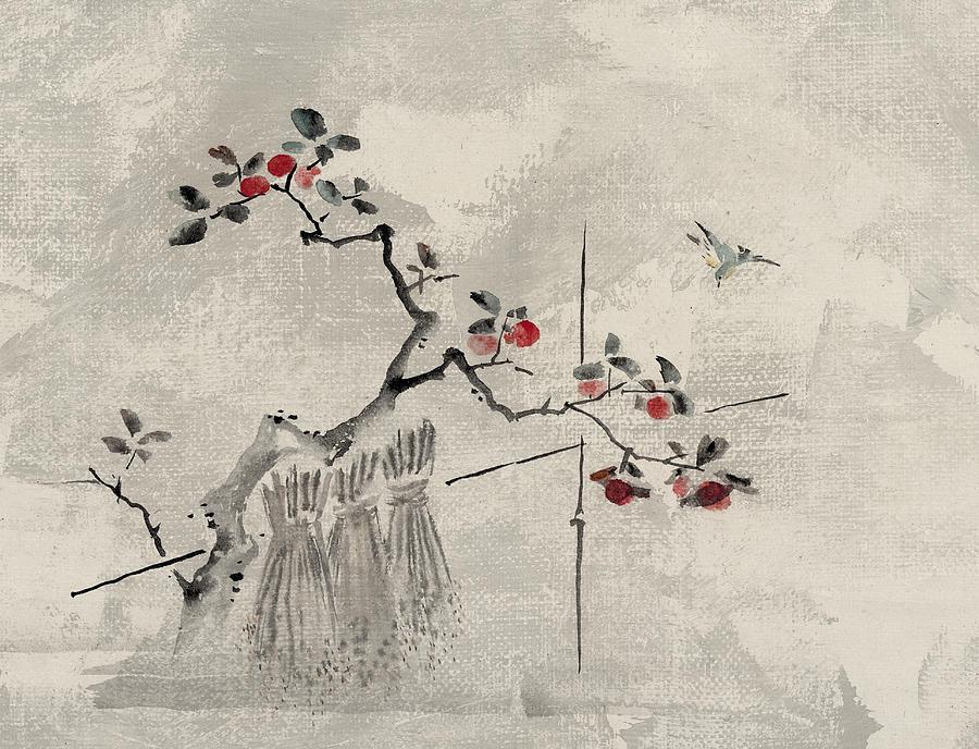 Bird Digital Art - Blue Bird by Aged Pixel