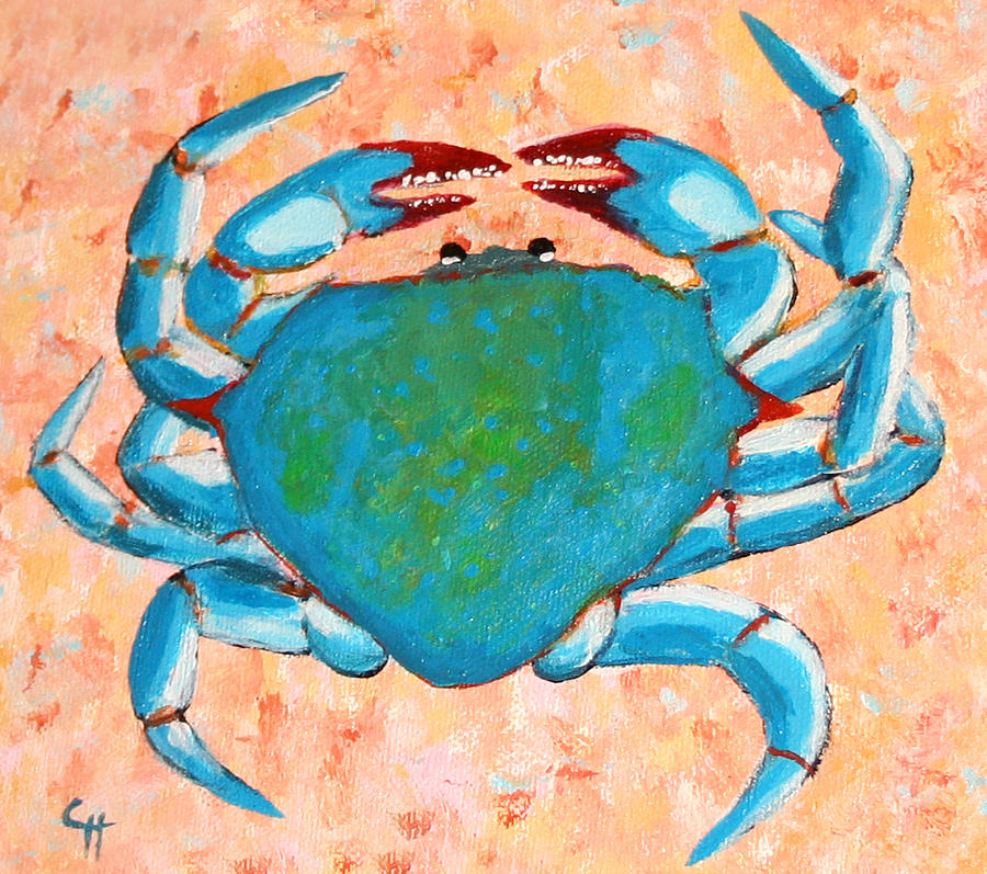Blue Crab by Catherine Harms