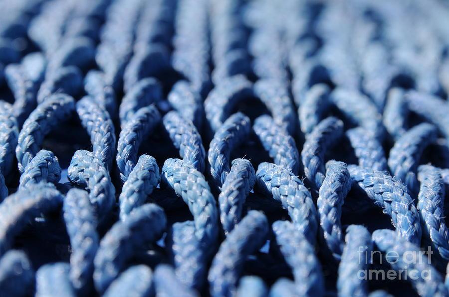 Blue Photograph - Blue by Dan Holm