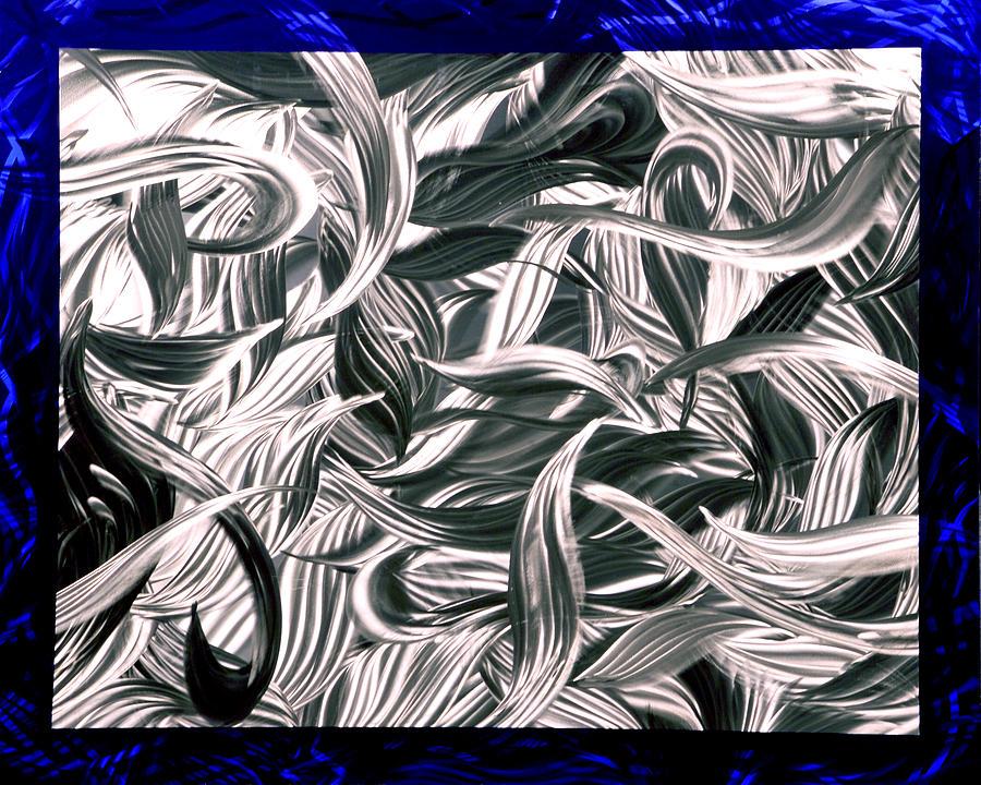 Blue Daydream by Rick Roth