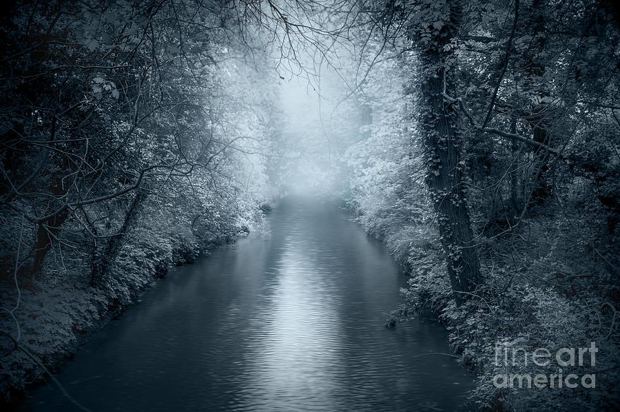 Beautiful  - Blue Dream by Svetlana Sewell
