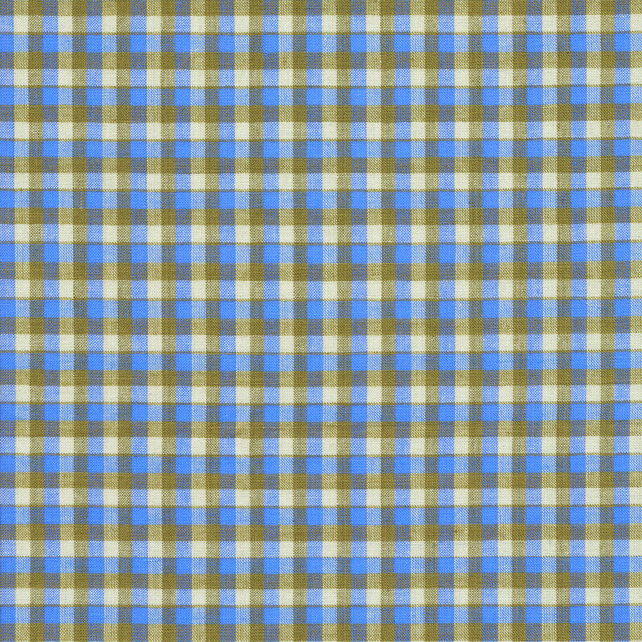 Blue Green And White Plaid Pattern Cloth Background ...