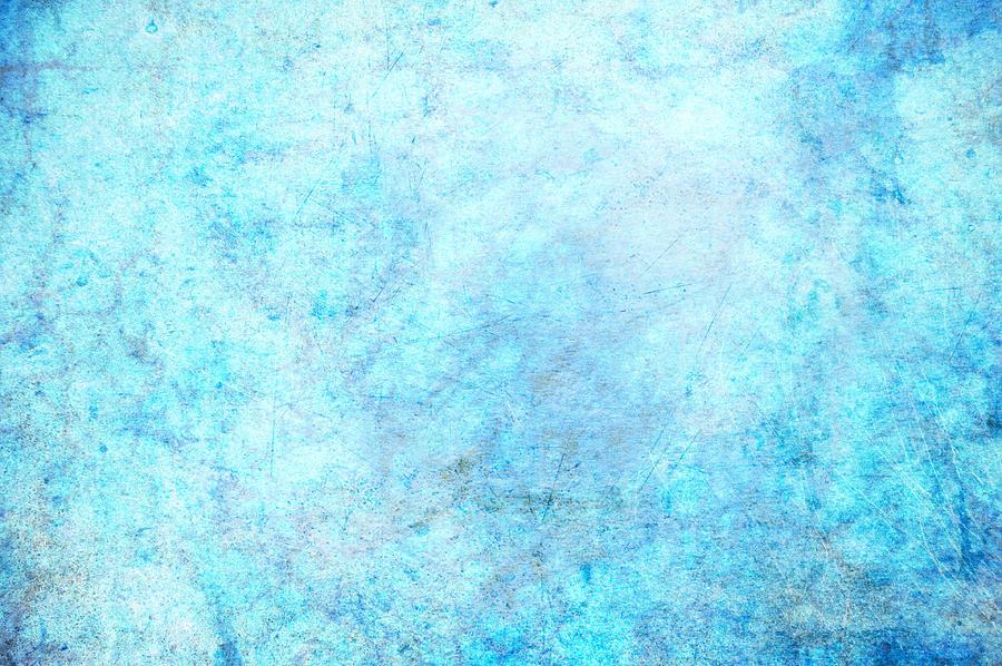 Blue Grunge Background: Blue Grunge Background Photograph By Joe Belanger