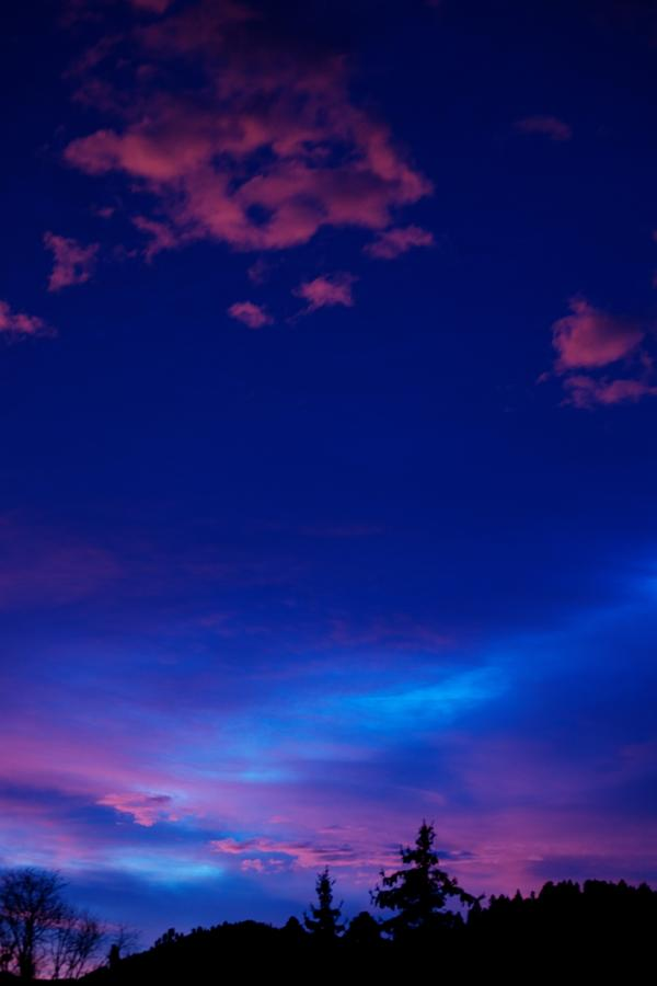 Sunset Photograph - Blue Heaven  by Kevin Bone