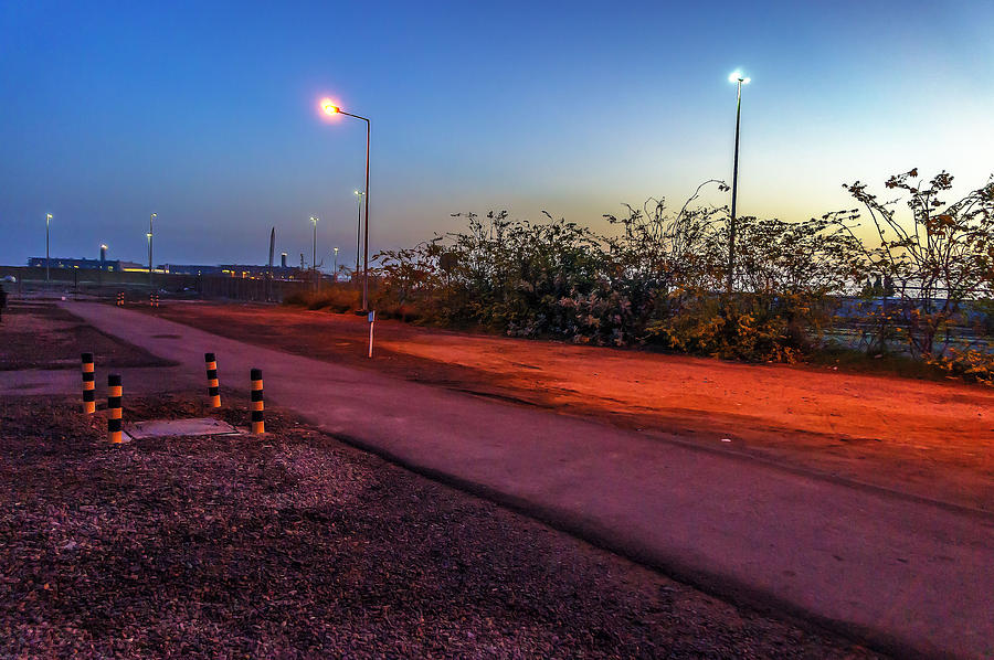 Blue Hour Photograph