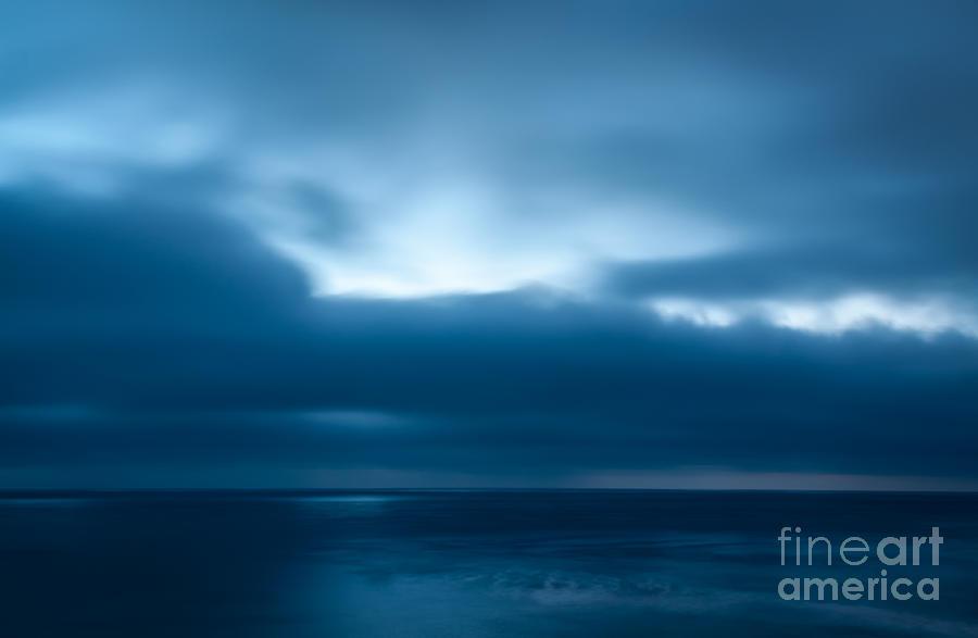 Blue Photograph