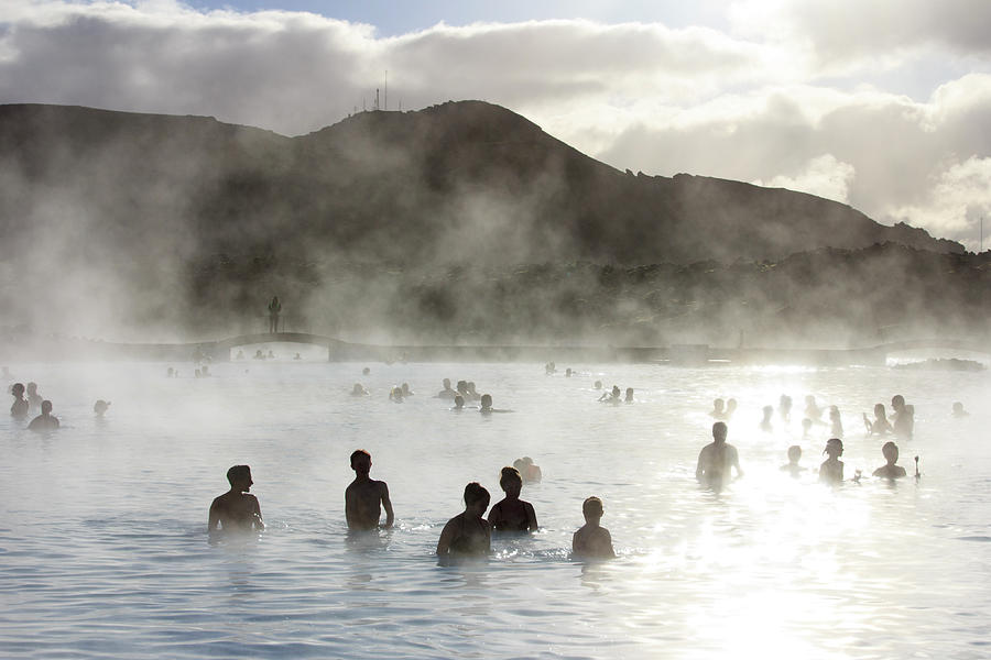Blue Lagoon Geothermal Spa Photograph by Thomas Janisch