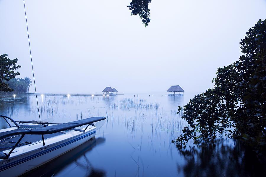 Blue Lagoon Photograph