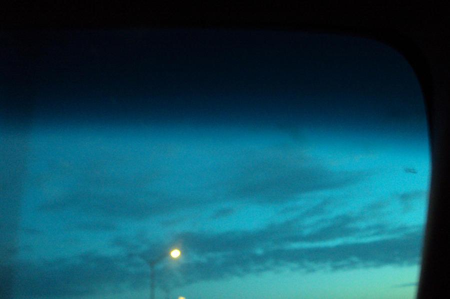 Landscape Photograph - Blue Light by Cynthia Harvey