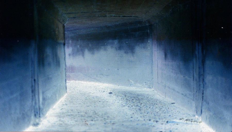 Charlotte Photograph - Blue Passage by James Potts