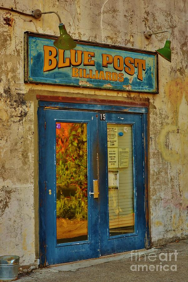 Blue Post Billiards